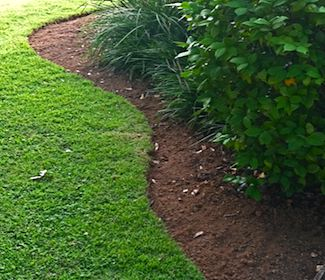 Natural Landscape Edging